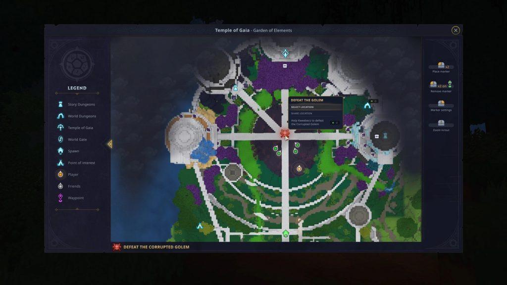 Interfejs w grze Hytale